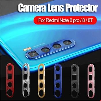 Xiaomi Redmi Note 8 Pro 360 Derece Kamera Lens Koruma Koruyucu