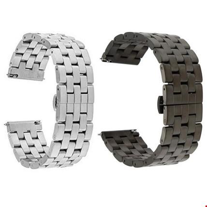 Samsung Gear Watch Metal Kordon Kayış Stainless