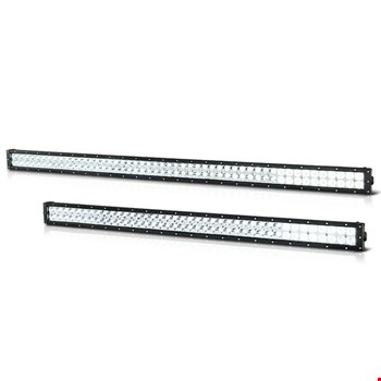 240w 80 Led Off Road Sis Gündüz Far Lambası Projektör 107CM 42inç