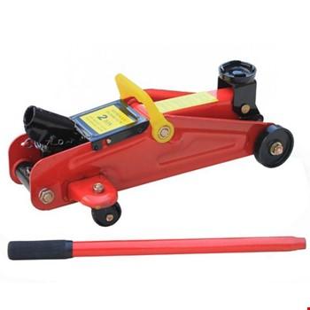 2 Ton Mini Taşınabilir Kriko Araç Arabalı Oto Hidrolik Kriko