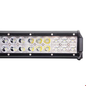 42 Ledli 126W Metal Kasalı Gündüz Farı Sis Farı Lambası 50 CM