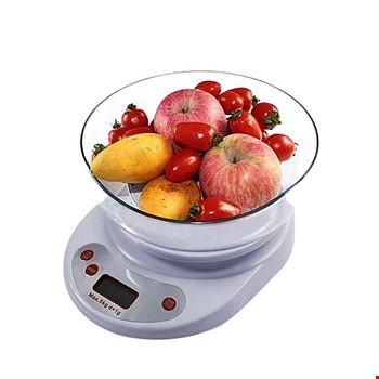 5 KG Mutfak Terazisi Tartısı 1 Gr Hassasiyet Tartma Kabı İle