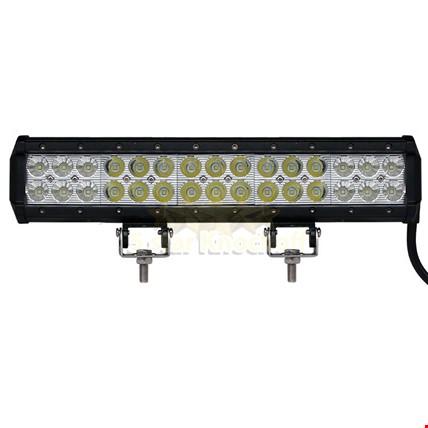 90W 30 Led Off Road Sis Gündüz Farı Lambası Projektör Beyaz Işık