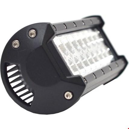 54W 18 Led Off Road Sis Gündüz Farı Lambası Projektör Beyaz Işık