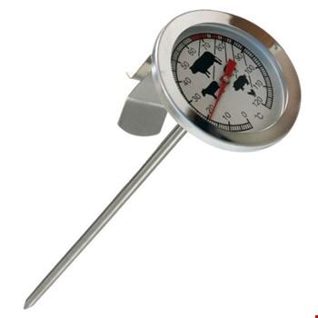 Çelik Analog Barbekü Kahve Süt Gıda Et Termometresi