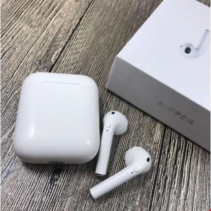 Apper Kablosuz Bluetooth Kulaklık iPhone ve Android Kulaklık