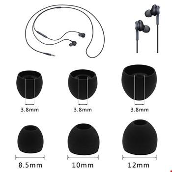 Kulaklık Silikonu 3 Farklı Boy Samsuıng Uyumlu 3.8 MM