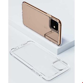 Apple iPhone 11 Kılıf Benks Magic Crystal Clear Glass Case