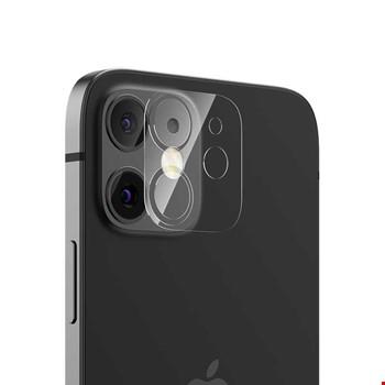Apple iPhone 12 Benks Soft Kamera Lens Koruyucu Cam