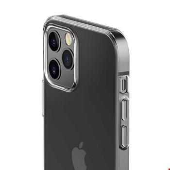 Apple iPhone 12 Pro Kılıf Benks Transparent Case