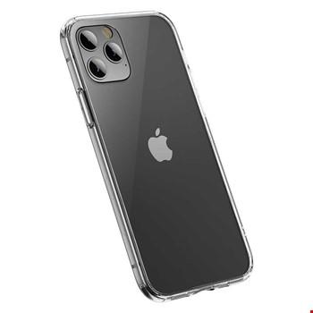 Apple iPhone 12 Pro Max Kılıf Benks ??????Magic Crystal Clear Glass Case