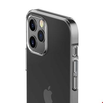 Apple iPhone 12 Pro Max Kılıf Benks Transparent Case