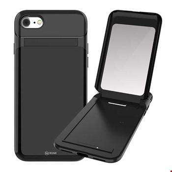 Apple iPhone 8 Kılıf Roar Mirror Bumper Case