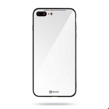Apple iPhone 8 Plus Kılıf Roar Mira Glass Back Cover