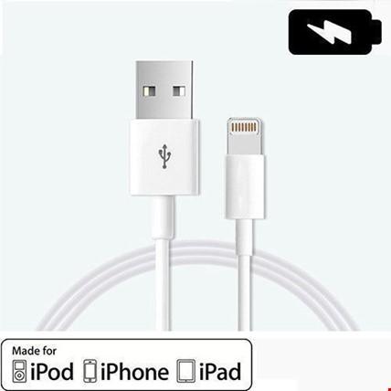 Apple iPhone iPad Lightning 1 Metre A Kalite Şarj Data Kablosu