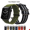 Apple Watch 1 2 3 4 5 Seri 42 44mm Spor Örgü Kanvas TME Kordon