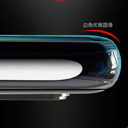 Samsung S8 9 Plus Note 8 9 Kavisli Tam Yapışan Full Glue Cam