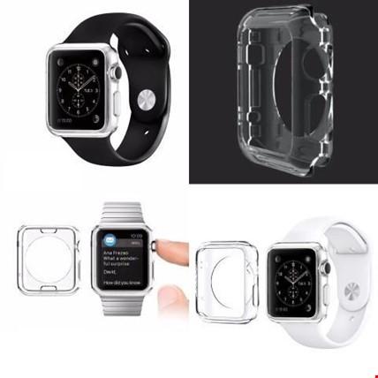 Apple Watch 38 mm Silikon Kılıf Koruyucu