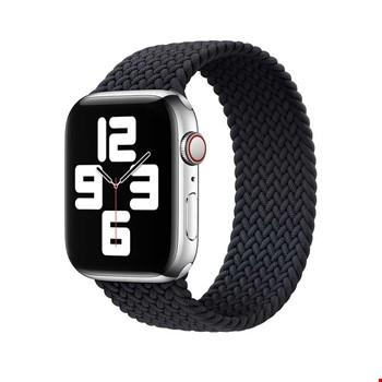 Apple Watch 38mm Wiwu Braided Solo Loop Small Kordon
