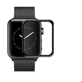 Apple Watch 4 5 44 mm 3D Tam Kaplayan Nano Ekran Koruyucu Filmi