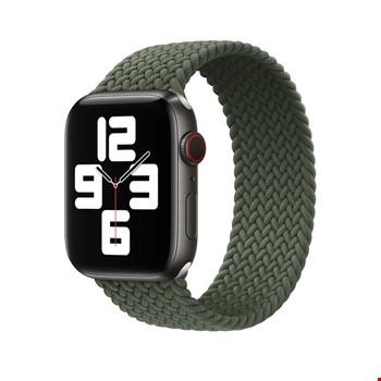 Apple Watch 40mm Wiwu Braided Solo Loop Medium Kordon