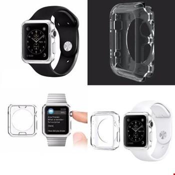 Apple Watch 2 3 42mm Silikon Kılıf Koruyucu