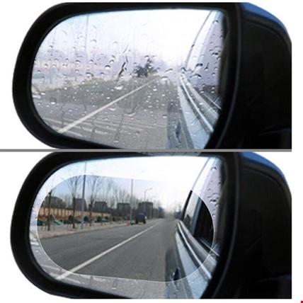 Araç Oto Ayna Buğu Önleyici Kaplama Film Su Kaydırıcı Film