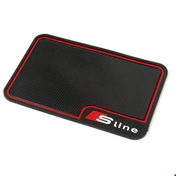 Araba Oto Araç İçin Torpido Telefon S Line Kaydırmaz Pad