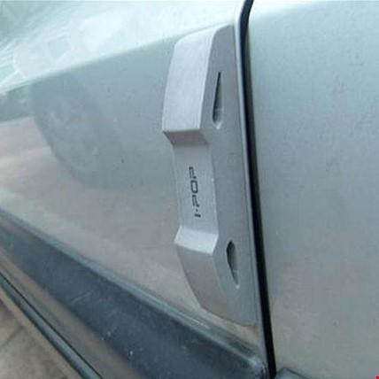 Araç Araba Arka ve Ön Kapı Koruma Çarpma Koruyucu i Pop 2 2 Adet Renk: Gri