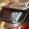 Araç Araba İçin Pencere Gövde 3D Yapıştırma Çıkartma 2 Adet