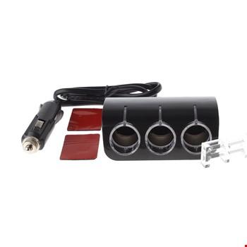 Araç Çakmaklık Çoklayıcı Çoğaltıcı 3 Çıkış12-24V Destekli 1521