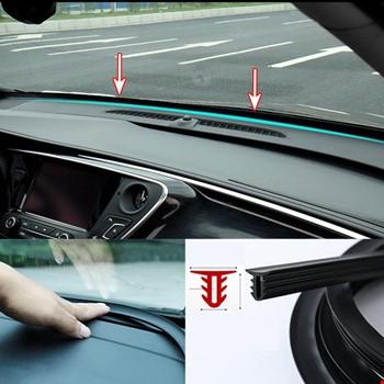 Araç Göğsü Konsol Ön Cam Arası Düşme Engelleyici Fitil  1.6 Metre