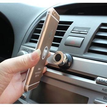 Universal Araç İçi Manyetik Mıknatıslı Telefon Tutucu Tutacağı