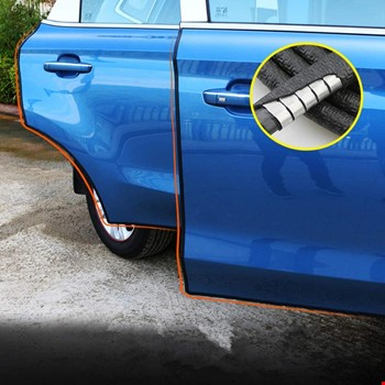 Araç Kapı Çarpma Çizik Engelleyici Koruyucu Yeni Fitil Şerit 5mt