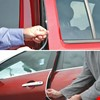 Araç İçin Kapı Kenarı Çarpma Koruyucu Geçmeli 5 Mt Şerit Renk: Kırmızı