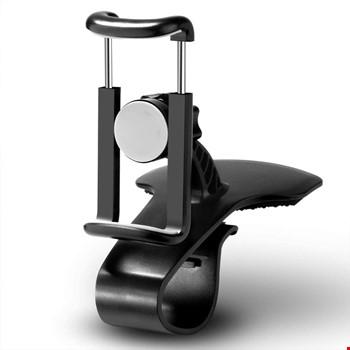 Ayarlanabilir Kontrol Paneli Araç Göğsü Telefon Tutucu 4-6.5inç