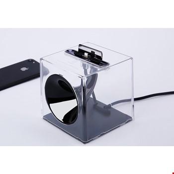 Baseus Amplify iPhone 5 6 7 Plus Ses Bombası Şarj Stand Dock