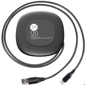 Baseus iPhone 7 8 X Xs 11 Max Pro 120cm 2 Amper Data Şarj Kablosu