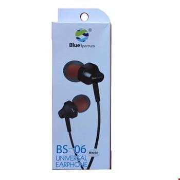 Blue Spectrum BS-06 Stereo Mikrofonlu Kulak İçi Kulaklık