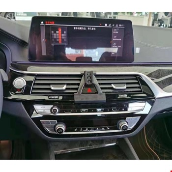 Bmw 5 Serisi 2016 2020 Model için Özel Telefon Tutucu BM6