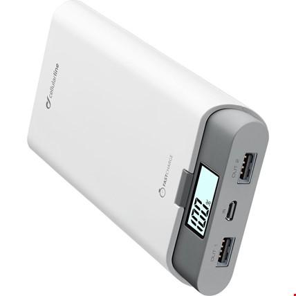Cellular Line 10000 mAh Powerbank Taşınabilir Şarj Cihazı Genpa