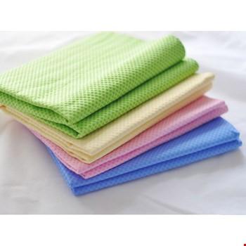 Chamois Towel Araç Temizleme Bezi Microfiber Kumaş Küçük 2 Adet