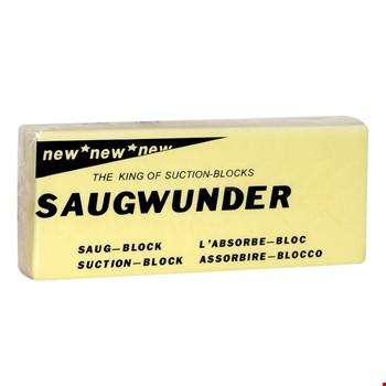 Saugwunder Sarı Çok Amaçlı Araç Oto Ev Temizleme Süngeri 2 Adet