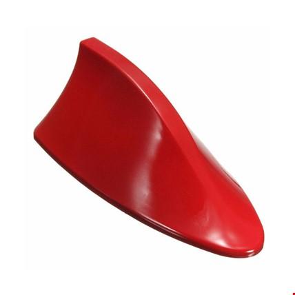 Elektrikli Shark Köpekbalığı Balina Tavan Anteni Tam Fonksiyonlu Renk: Kırmızı