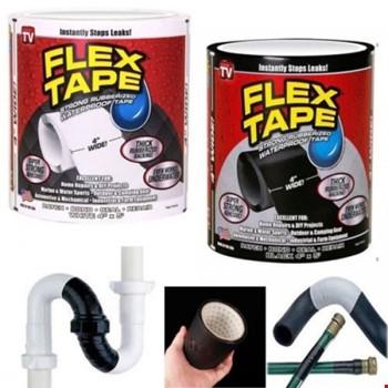 Flex Tape Ultra Güçlü Suya Dayanıklı Tamir Bandı 10cm x 1.5mt