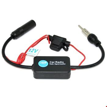 12v Radyo Sinyal Yükseltici Güçlendirici Amplifikatör