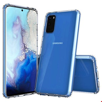 Galaxy S20 Plus Kılıf Benks ??????Magic Crystal Kapak