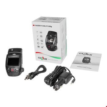 Gazer F150 Şerit Takip ve Anti-Sleep Araç Kamerası
