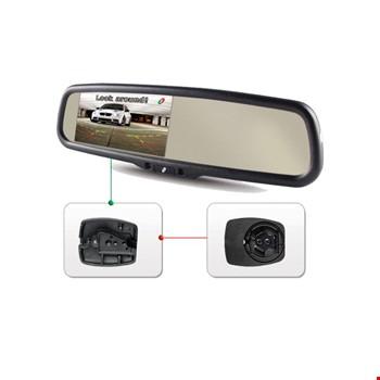 Gazer MUR7100 Dahili Kameralı Dikiz Aynası Araç İçi Kamera