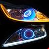 Far İçi Altı Silikon Led Neon Beyaz Led Sarı Sinyallı 30 Cm